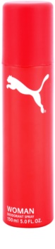 Puma Red and White déodorant en spray pour femme
