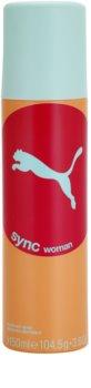 Puma Sync deodorant Spray para mulheres 150 ml
