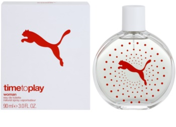Puma Time To Play Eau de Toilette for Women