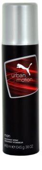 Puma Urban Motion deodorant ve spreji pro muže