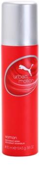 Puma Urban Motion Woman deodorant ve spreji pro ženy