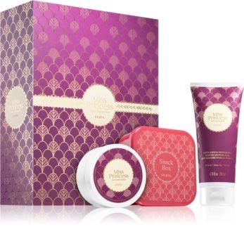 Pupa Miss Princess Green Tea Gift Set (for Body)