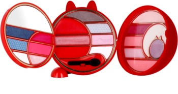 Pupa PupaCat 4 Red paleta para todo el rostro