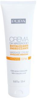 Pupa Home SPA Revitalizing Energizing creme de massagem