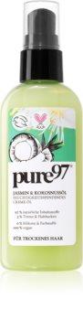 Pure97 Jasmin & Kokosnussöl crema nutriente termoprotettiva con olio