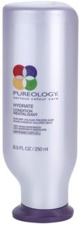 Pureology Hydrate condicionador hidratante para cabelos secos e pintados