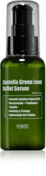 Purito Centella Green Level регенериращ серум, защитаващ от външното замърсяване