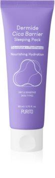 Purito Dermide Cica Barrier hydratační noční krém s ceramidy