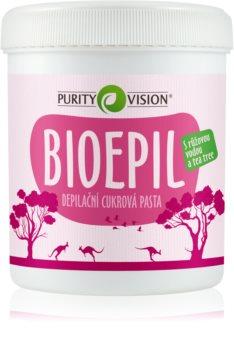 Purity Vision BioEpil szőrtelenítő cukorpaszta