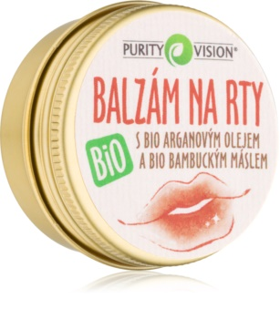 Purity Vision Raw balsamo labbra