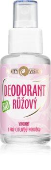 Purity Vision Rose Rose Deodorant på spray