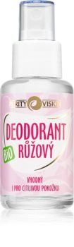 Purity Vision Rose дезодорант в спрей