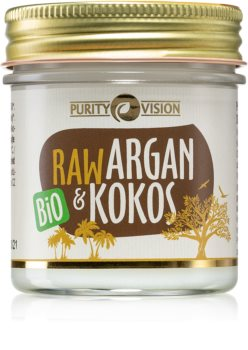 Purity Vision Raw αργανέλαιο με ινδοκάρυδο