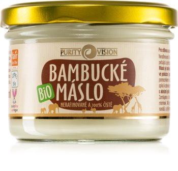 Purity Vision BIO bambucké máslo