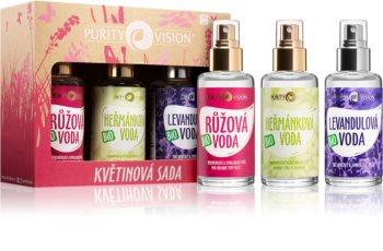 Purity Vision Flower Set confezione regalo (per tutti i tipi di pelle)