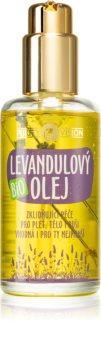 Purity Vision BIO levandulový zklidňující olej