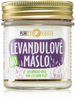 Purity Vision Lavender Butter Calming Care for Sensitive Skin
