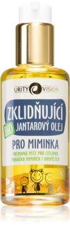 Purity Vision BIO meripihkaöljy Vastasyntyneille Lapsille
