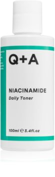 Q+A Niacinamide успокаивающий тоник для лица