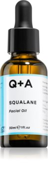 Q+A Squalane pleťový olej s hydratačním účinkem