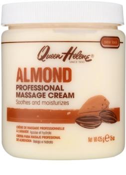 Queen Helene Almond crema per massaggi per viso e corpo