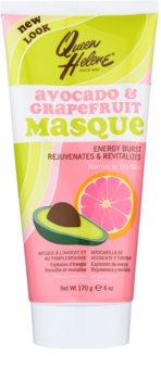 Queen Helene Avocado & Grapefruit maska pro normální až suchou pleť