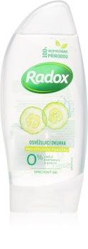 Radox Fresh Cucumber освежаващ душ гел