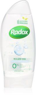 Radox Micellar Water gel de duș micelar