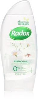 Radox Camomile Oil jemný sprchový gel