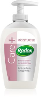 Radox Feel Hygienic Moisturise tekući sapun s antibakterijskim sastavom