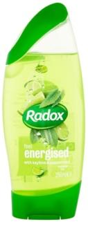 Radox Feel Refreshed Feel Energised gel de duche