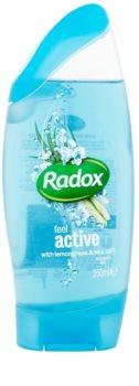 Radox Feel Refreshed Feel Active τζελ για ντους