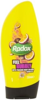 Radox Feel Gorgeous Feel Bubbly gel de ducha