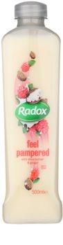 Radox Feel Luxurious Feel Pampered espuma de baño