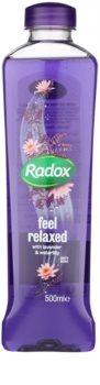 Radox Feel Restored Feel Relaxed espuma de banho