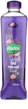 Radox Feel Restored Feel Relaxed habfürdő
