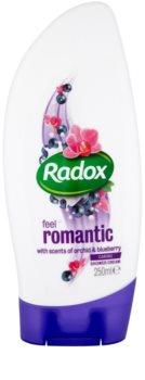 Radox Feel Indulged Feel Romantic crema de ducha