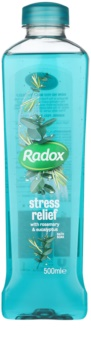 Radox Feel Restored Stress Relief bain moussant