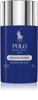 Ralph Lauren Polo Blue tuhý deodorant pro muže