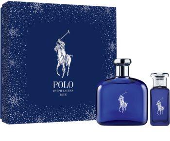 Ralph Lauren Polo Blue подаръчен комплект ll. за мъже