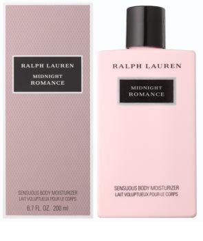 Ralph Lauren Midnight Romance leite corporal para mulheres 200 ml