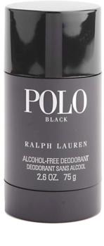 Ralph Lauren Polo Black deodorante stick per uomo