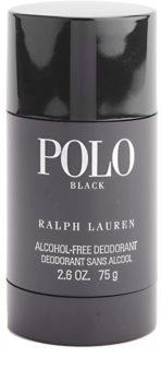 Ralph Lauren Polo Black αποσμητικό σε στικ για άντρες