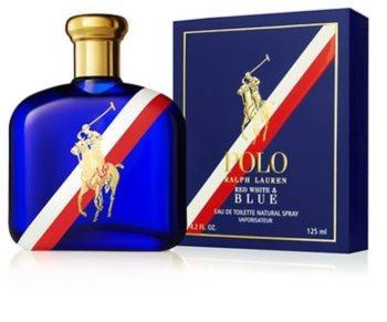 Ralph Lauren Polo Red White & Blue toaletní voda pro muže 75 ml
