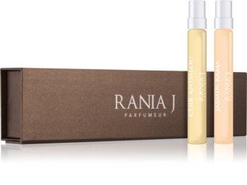 Rania J. Travel Collection coffret VII. unissexo