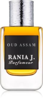 Rania J. Oud Assam Parfumovaná voda unisex 50 ml
