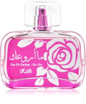 Rasasi Maa Arwaak for Her Eau de Parfum Naisille
