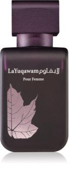 Rasasi La Yuqawam Eau de Parfum pentru femei