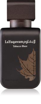 Rasasi La Yuqawam Tobacco Blaze Eau de Parfum για άντρες