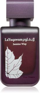 Rasasi La Yuqawam Jasmine Wisp Eau de Parfum para mujer
